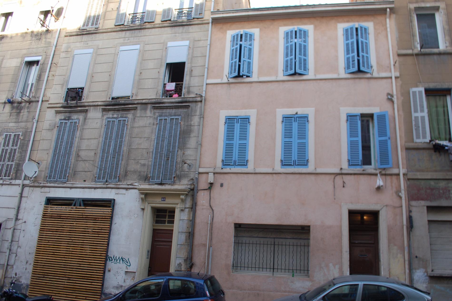 Offres de vente Immeuble Marseille ()